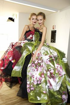 Dolce & Gabbana, pictorialwear: Dolce Spring/Summer 2008...
