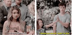 """She encourages a healthy amount of sass in any group. 
