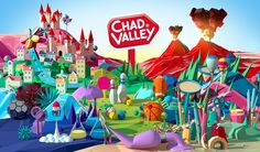 Chad Valley is an established toy brand with over 150 years of history. Asura.nl was tasked to deliver 11 low poly environments, which were used on product packaging, catalogue pages and a dedicated Chad Valley webshop within the Argos website.