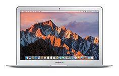 New Apple 13 MacBook Air (2017 Newest Version) 1.8GHz Core i5 CPU 8GB RAM 256GB SSD MQD42LL/A