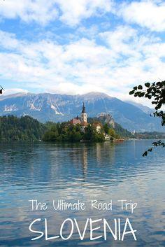 The Ultimate Road Trip Slovenia