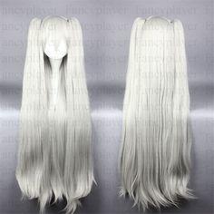 Halloween Kantai Collection Anime Cosplay Wigs Amatsukaze Christmas Party Hair