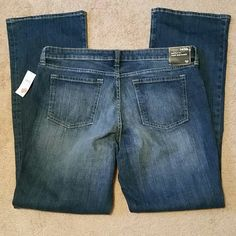 NWT Gap Jeans Brand new with tags. Bootcut Fit, size 14/32r, Inseam 31. Low rise, Slim through hip and thigh. (List 12) GAP Jeans Boot Cut