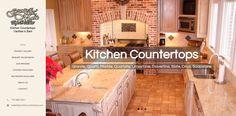 Kitchen Vanity, Vanity Countertop, Kitchen Countertops, Portfolio Web Design, Soapstone, Counter Tops, Marble Top, Slate, This Is Us