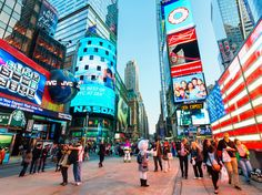 Yes, it's one of the city's most iconic tourist attractions—and that's exactly why you should avoid it. Unless you're passing through to go to a Broadway show, there isn't much to do in Times Square other than get stuck in a crowd of tourists gawking at…other tourists.