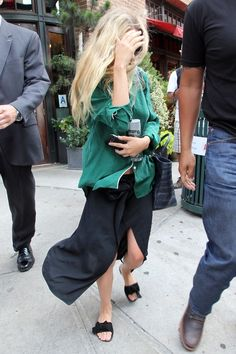 Ashley Olsen - Ashley Olsen in NYC