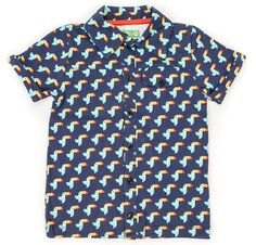 shirt Jeff Toucans | Lily Balou | t-shirts