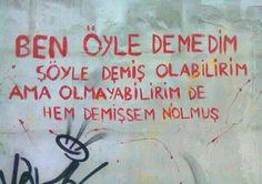 duvar yazıları