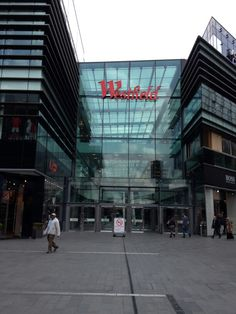 Love this shopping mal. Westfield straford city