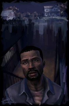 The Walking Dead: The Game - Starved for Help by Guzzardi