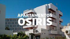 Apartamentos Osiris en Playa d'en Bossa, Ibiza, España. Visita Apartamen...