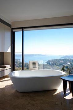 Vaucluse renovation - contemporary - Bathroom - Sydney - Leung Architects