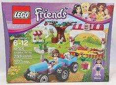 LEGO 41026 FRIENDS SUNSHINE HARVEST with MINIFIGS NEW in the SEALED BOX!