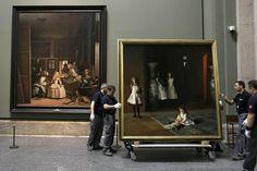 """"""" Velázquez vs. John Singer Sargent """""""