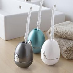 Zapi UV Toothbrush Sanitizer at Brookstone—Buy Now! from Brookstone. Saved to Things I want as gifts. Things To Buy, Things I Want, Good Things, Stuff To Buy, Crazy Things, Gadgets And Gizmos, Cool Gadgets, House Gadgets, Geek Gadgets