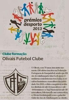 Prémios Desporto 2013