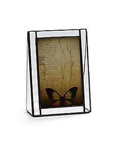 $15 4 X 6 Vertical Glass Box Frame