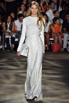 Sfilata Christian Siriano New York -  Collezioni Primavera Estate 2015 - Vogue