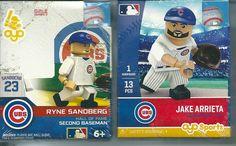 SOLD - MLB Chicago Cubs  RYNE SANDBERG OYO Series 2 Mini Figure #Oyo #ChicagoCubs