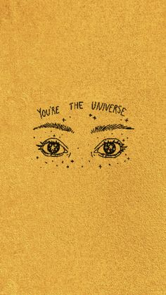 ♡You're the universe, my universe.♡ #wallpaper #background