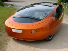 Meet Urbee 2, the 3D-printed car that will drive across the country