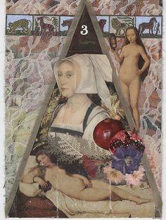 The Empress from Goldenmoon Tarot by Elizabeth Aralia Hanged Man Tarot, Divine Tarot, The Magician Tarot, Tarot Card Spreads, The Hierophant, Tarot Major Arcana, Tarot Card Meanings, The Empress, Tarot Decks
