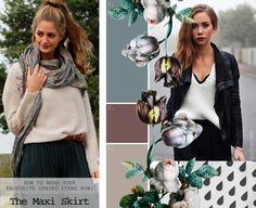 the maxi skirt, Orangebag.nl
