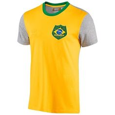 ADIDAS FIFA WORLD CUP 2014 BRAZIL Tee Shirt  adidas Adidas Football Cleats 139276d182ceb