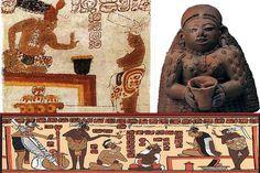 Mayan Chocolate History Chocolate mayan goddess