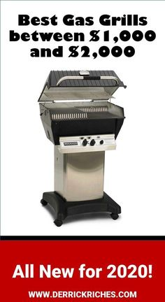 The best mid-range gas grills for 2020. Looking for a great grill, packed with features between $1000 and $2000. Look here. via @derrickriches