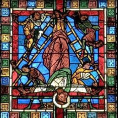 The lyrics of this motet are based on the Bible Song of Saint Peter, as they are used in the Catholic liturgy nowadays. Written for SATB choir, organ can possibly support the singers. It's been published by the national magazine Voix Nouvelles. Christina Rossetti, Bible Songs, Gospel Of Luke, Stained Glass Angel, Song Of The Year, Catholic Prayers, Edd, Christmas Carol, Religious Art