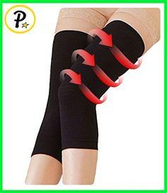 8debe3099aaf69 Presadee Compression Slimming Thigh Leg Shaper Cellulite Toner Burn  Calories Circulation Sleeve -- For more