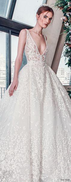 miriams bride 2018 bridal cap sleeves illusion bateau sweetheart ...