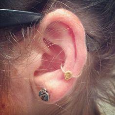 Cool piercings && jewelry
