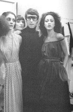 halston and pat cleveland