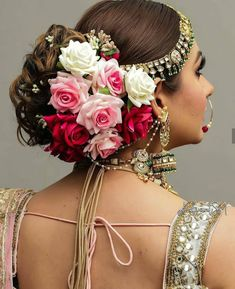 Bridal Bun, Event Management Company, Hairstyle, Bride Bun, Hair Job, Hair Style, Hair Looks, Hair Styles, Haircuts