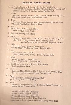 1927 J. Fencing Lessons, Fencing Club, Nickolas Muray, Athletic Clubs, Fence, Music, Musica, Musik, Muziek