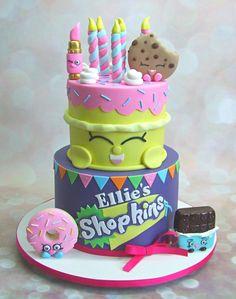 Shopkins Cake  https://www.facebook.com/CakeAChanceOnBelinda