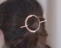 Joyería de diapositiva de arco de pelo de alambre por Artual
