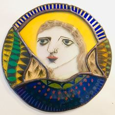 Stained Glass, Glass Art, Scrap, Collage, Princess Zelda, Painting, Fictional Characters, Collages, Jar Art