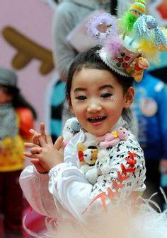 Cute Kids: Fashion Show