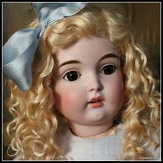 Kestner 171 sold by Signature Dolls #DollShopsUnited
