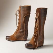 A pair of Sorel® Cate the Great Boots will get you through winter's worst in style.