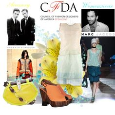 CFDA'S awards, created by zoenian on Polyvore