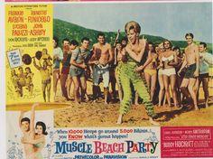 vintage surf movie