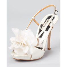 Badgley Mischka Sandals - Zabrina Flower