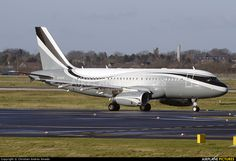 Private Airbus A319 CJ photo by Christian Andres Amado