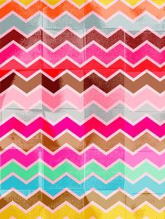 Unfolding_Multicolor - Art Print by Garima Dhawan