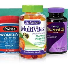 Vitamins and Supplements, on sale now at Walgreens.com