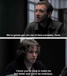 No one ever saying anything about disgraced former intern Zack Addy.